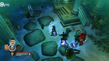 Immagine -3 del gioco Marvel: La Grande Alleanza per Playstation PSP