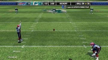 Immagine -5 del gioco Madden NFL 08 per Nintendo Wii