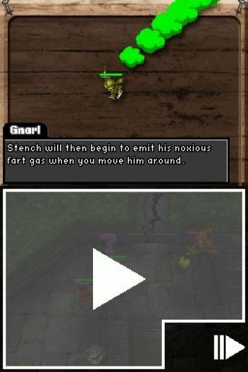 Immagine -15 del gioco I Serventi dell'Overlord per Nintendo DS
