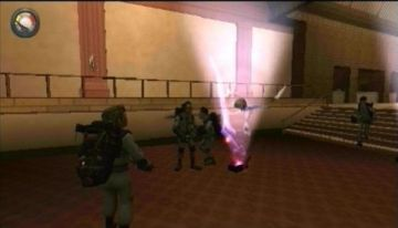 Immagine -4 del gioco Ghostbusters: The Video Game per PlayStation PSP