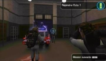 Immagine -2 del gioco Ghostbusters: The Video Game per PlayStation PSP
