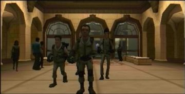 Immagine -1 del gioco Ghostbusters: The Video Game per PlayStation PSP