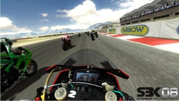 Immagine -5 del gioco SBK-08 Superbike World Championship per PlayStation PSP