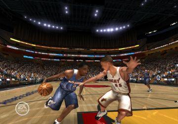 Immagine -9 del gioco NBA Live 08 per Nintendo Wii
