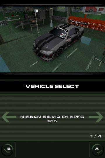 Immagine -4 del gioco Race Driver: GRID per Nintendo DS