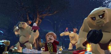 Immagine -3 del gioco LEGO Lo Hobbit per Xbox 360