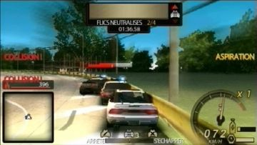 Immagine -3 del gioco Need For Speed Undercover per Playstation PSP