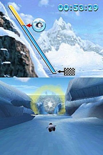 Immagine -9 del gioco Happy Feet per Nintendo DS