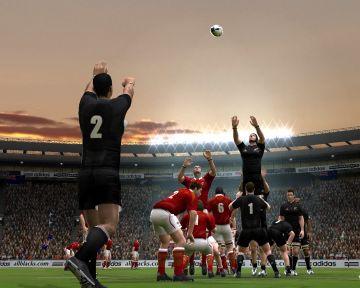 Immagine -5 del gioco Rugby 08 per PlayStation 2