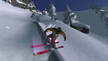 Immagine -2 del gioco Freak Out: Extreme Freeride per PlayStation PSP