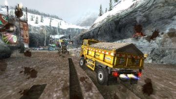 Immagine -2 del gioco MotorStorm: Arctic Edge per PlayStation PSP