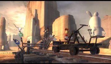Immagine -1 del gioco Rayman: Raving Rabbids per PlayStation 2
