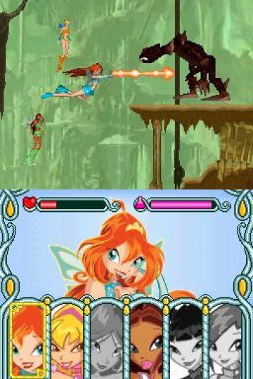 Immagine -1 del gioco Winx Club: The Quest for the Codex per Nintendo DS
