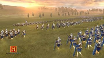 Immagine -5 del gioco The History Channel: Great Battles of Rome per PlayStation PSP