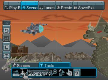 Immagine -2 del gioco Blast Works: Build, Fuse & Destroy per Nintendo Wii