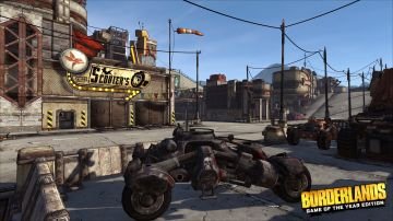 Immagine -4 del gioco Borderlands: Game of the Year Edition per PlayStation 4
