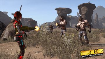 Immagine -2 del gioco Borderlands: Game of the Year Edition per PlayStation 4