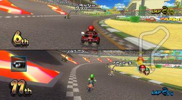 Immagine -1 del gioco Mario Kart per Nintendo Wii