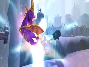 Immagine -2 del gioco The Legend of Spyro A New Beginning per PlayStation 2