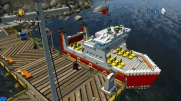 Immagine -1 del gioco LEGO City Undercover per Nintendo Wii U