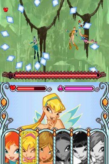 Immagine -4 del gioco Winx Club: The Quest for the Codex per Nintendo DS