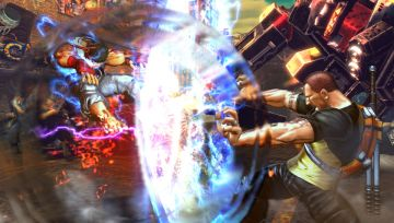 Immagine -1 del gioco Street Fighter X Tekken per PSVITA