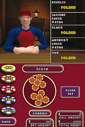 Immagine -17 del gioco World Championship Poker: Deluxe Series per Nintendo DS