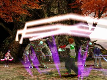 Immagine -5 del gioco Phantasy Star Universe per PlayStation 2