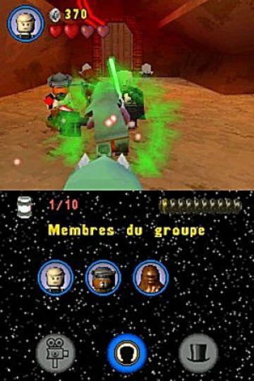 Immagine -3 del gioco LEGO Star Wars II: La Trilogia Classica per Nintendo DS