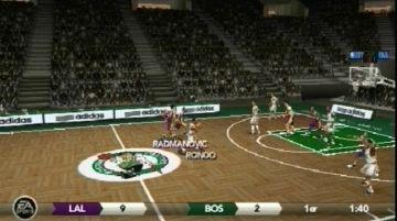 Immagine 0 del gioco NBA Live 09 per PlayStation PSP