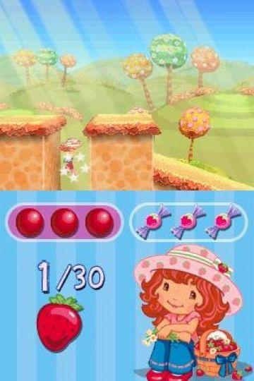 Immagine -2 del gioco Strawberry Shortcake - The Four Seasons Cake per Nintendo DS