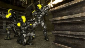 Immagine -4 del gioco Haze per PlayStation 3