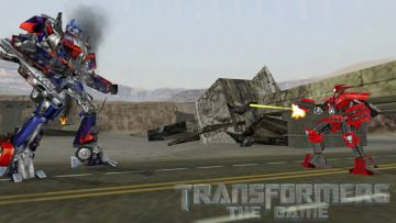 Immagine -9 del gioco Transformers: The Game per Nintendo Wii