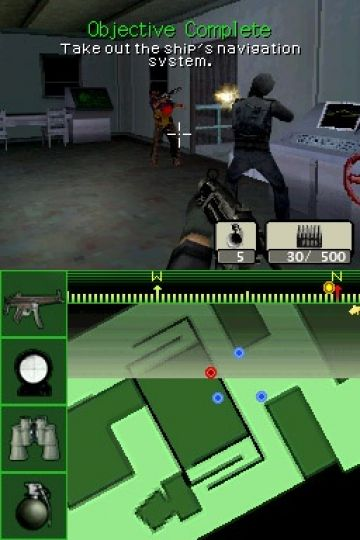 Immagine -1 del gioco Call of Duty 4 - Modern Warfare per Nintendo DS