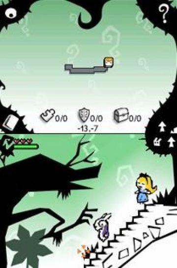 Immagine -8 del gioco Alice In Wonderland per Nintendo DS