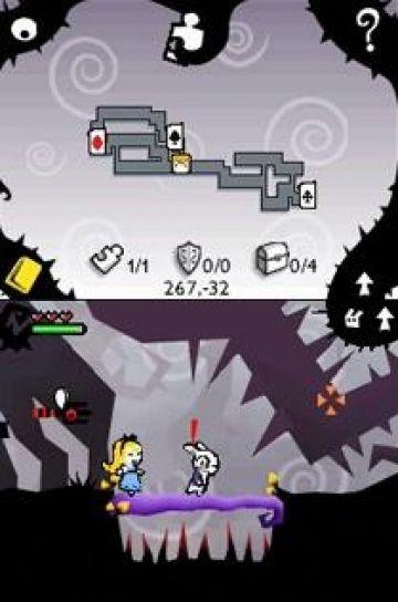 Immagine -7 del gioco Alice In Wonderland per Nintendo DS