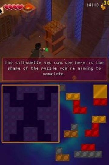 Immagine -17 del gioco LEGO Harry Potter: Anni 1-4 per Nintendo DS
