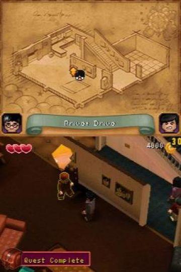 Immagine -16 del gioco LEGO Harry Potter: Anni 1-4 per Nintendo DS