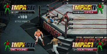 Immagine -5 del gioco TNA iMPACT!: Cross the Line per Playstation PSP