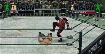 Immagine -4 del gioco TNA iMPACT!: Cross the Line per Playstation PSP