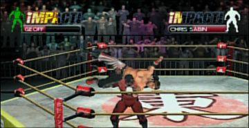 Immagine -2 del gioco TNA iMPACT!: Cross the Line per Playstation PSP