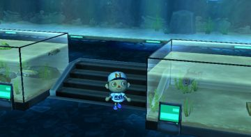 Immagine -1 del gioco Animal Crossing: Let's go to the City per Nintendo Wii