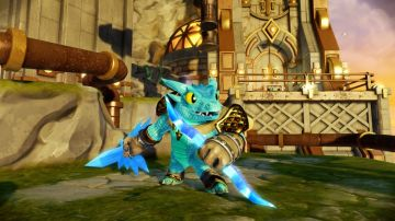 Immagine -4 del gioco Skylanders Trap Team per Nintendo Wii