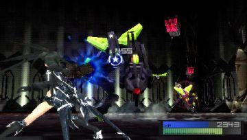 Immagine -1 del gioco Black Rock Shooter: The Game per PlayStation PSP