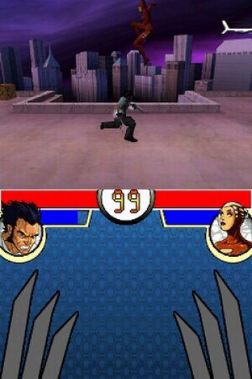 Immagine -9 del gioco Marvel Nemesis: L'Ascesa degli Esseri Imperfetti per Nintendo DS