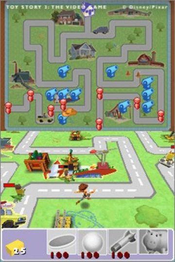Immagine -5 del gioco Toy Story 3 per Nintendo DS