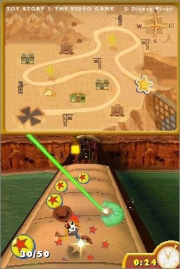 Immagine -4 del gioco Toy Story 3 per Nintendo DS