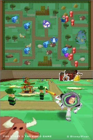 Immagine -3 del gioco Toy Story 3 per Nintendo DS