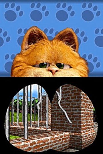 Immagine -16 del gioco Garfield 2 per Nintendo DS