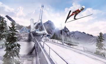 Immagine -5 del gioco Winter Sports 2010: The Great Tournament per PlayStation 3